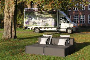 Outdoor-lifestyle-vrachtwagen-levering